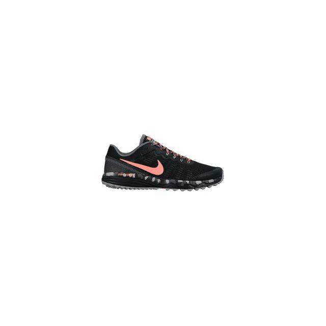 Nike Chaussures Dual Fusion Trail 2 noir rose pour femme pas