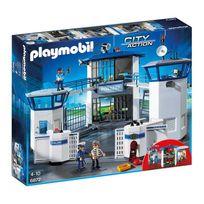 Playmobil - 6872 Commissariat de police avec prison
