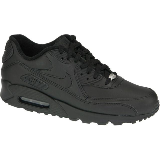 check out eb26b 7790a Nike - Air Max 90 Ltr 302519-001 Noir