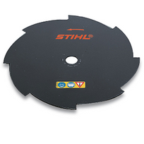 Stihl - Couteau à herbe 8 dents Ø 230mm 20- 40007133802