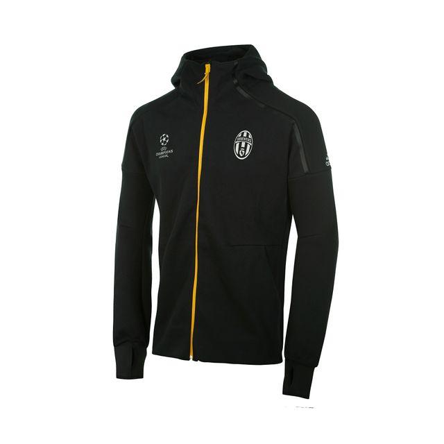 Adidas performance Veste à capuche Anthem Z.N.E. Juventus