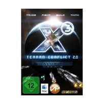 Application System - X3 Terran Conflict import allemand