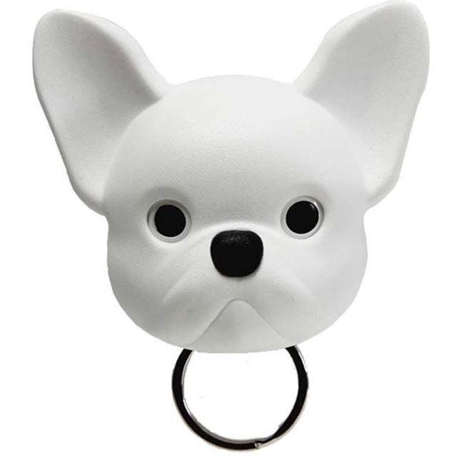 QUALY DESIGN Porte clés bulldog Frenchy
