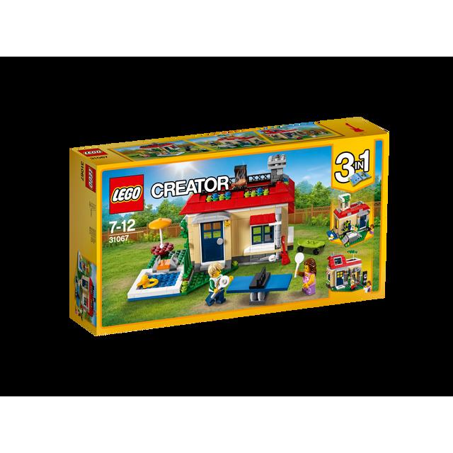 Lego Creator - Les vacances à la piscine - 31067