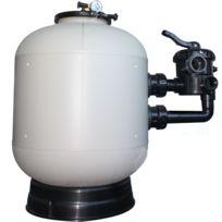 Piscine Center O'CLAIR - Filtre a sable piscine polyclair plus side ø s600 - 12 m³/h