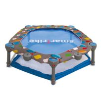 Smart trike - Trampoline et piscine à balles 3 en 1
