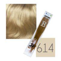 Balmain Hair - extensions kératine balmain paquet de 10 n°614 45 cm