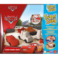 SUPER SAND - DISNEY - Coffret Cars - 83254.006