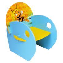 Maya - Chaise - fauteuil coloré pour enfants - Collection l'abeille