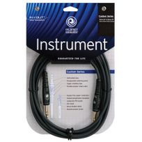 Planet Waves - G10 - Câble instrument jack/jack mono 3 m