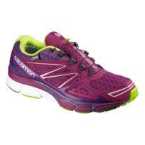 Salomon - X Scream 3D Gtx Violette Chaussures urban trail