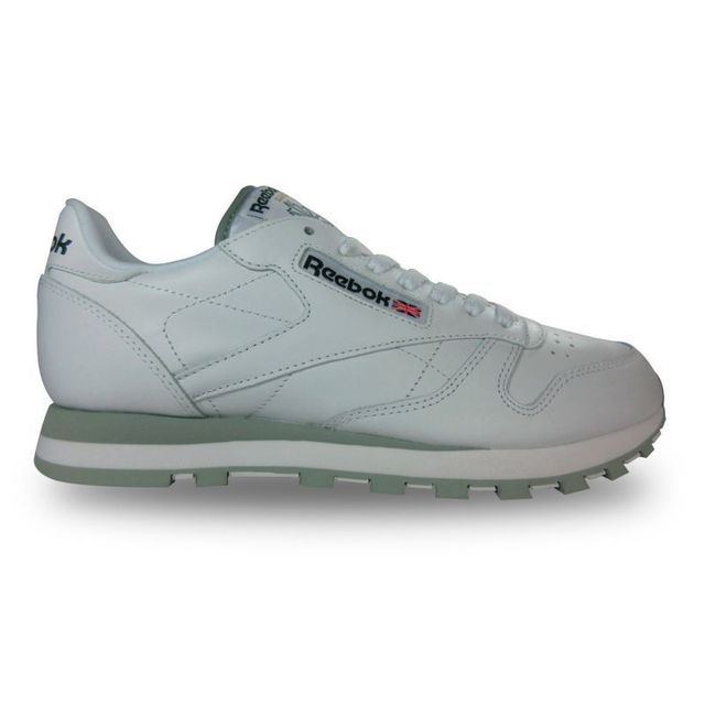 2a5ae0a093292 Reebok - Chaussure classic leather - pas cher Achat   Vente Baskets homme -  RueDuCommerce