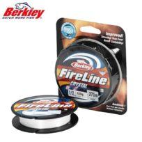 Sebile - Tresse Berkley Fireline Crystal 110M