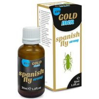 Ero - Gold Homme Spanish Fly Strong Drops Pour Homme 30ML