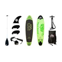 Boutique-jardin - Stand up paddle gonflable Breeze + Leash