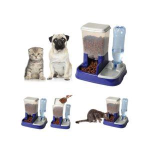 idmarket distributeur eau et croquettes automatique pour chien et chat pas cher achat. Black Bedroom Furniture Sets. Home Design Ideas