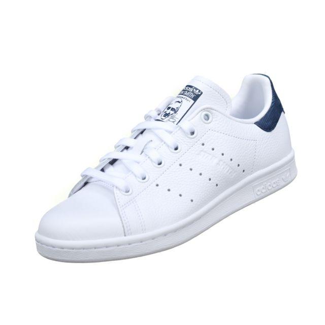 0f08cb17cbe25c Adidas - Stan Smith W B41626 Blanc - pas cher Achat   Vente Baskets ...