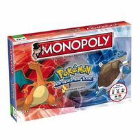Winning Moves - Pokemon - Monopoly Pokémon