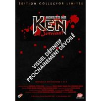 Black Box - Ken Le Survivant hokuto No Ken Intégrale Des 2 Saisons - Edition Collector Limitée
