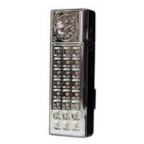 Uniross - Lampe torche professionnelle rechargeable - 32 leds