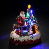 Féeric christmas - Village de noël lumineux et musical