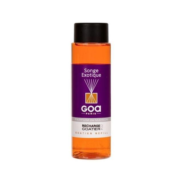 GOA Recharge effluves exotiques