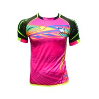 ea0be959742 No Brand - Maillot Football Thailande pattaya phucket patang racing rose  fluothailande