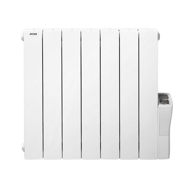 acova radiateur fluide caloporteur atoll lcd horizontal 750w 750 w pas cher achat vente. Black Bedroom Furniture Sets. Home Design Ideas