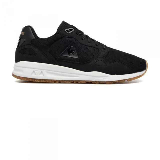 7814f92e1ae ... usa le coq sportif chaussures lcs r900 metallic black w e17 noir 76dff  5fbb2
