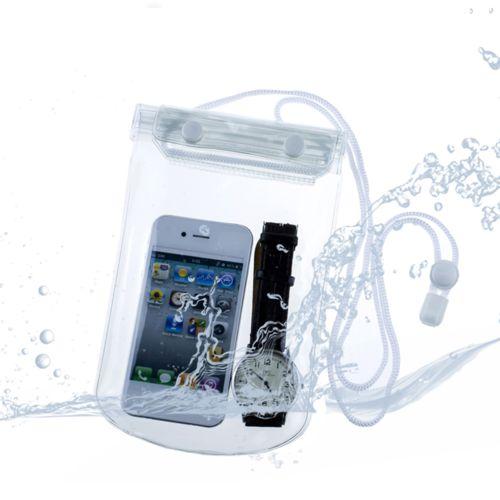 Lapinette - Housse Etanche Waterproof Compatible Samsung Galaxy A5 2016 - Transparent