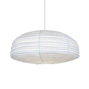 corep suspension boule japonaise en papier froiss blanc. Black Bedroom Furniture Sets. Home Design Ideas
