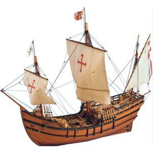 Artesania - Maquette bateau en bois : Pinta