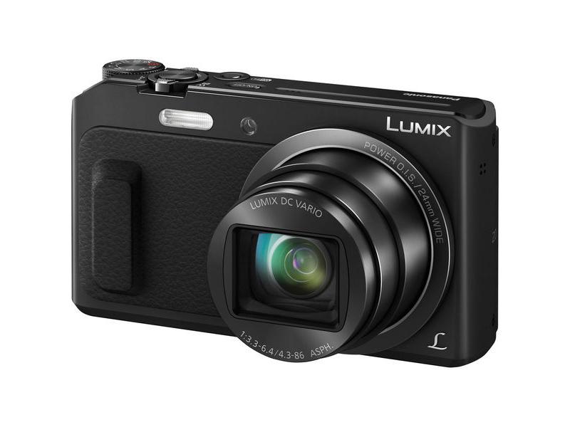 Appareil photo compact - Lumix TZ57 noir