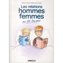Editions Esi - Les relations hommes femmes en 35 leçons