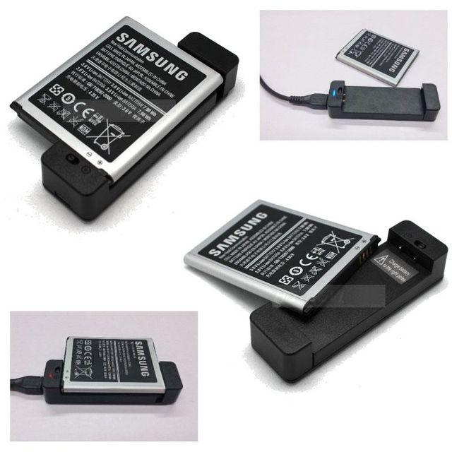 samsung chargeur de batterie universel mini portable. Black Bedroom Furniture Sets. Home Design Ideas