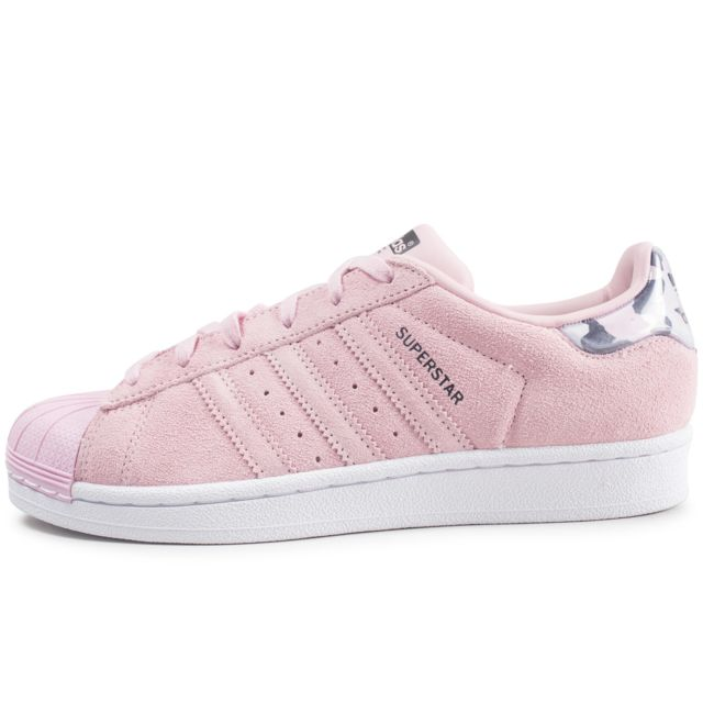 5ecd4c46fbc Adidas - Superstar Rose Junior - pas cher Achat   Vente Baskets ...