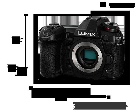 hybride DC-G9 Lumix G Panasonic