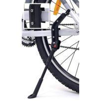 Hebie - 672 - Béquille arrière universelle - noir