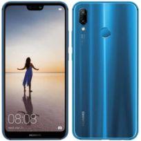 HUAWEI - P20 Lite 4G 64GB Dual-SIM blue EU