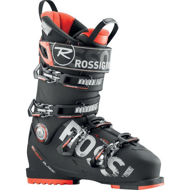 Rossignol - Chaussures De Ski Allspeed Pro 120 Noir Homme