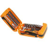 Beta Tools - 39 embouts et douilles de tournevis 900/C39 009000937