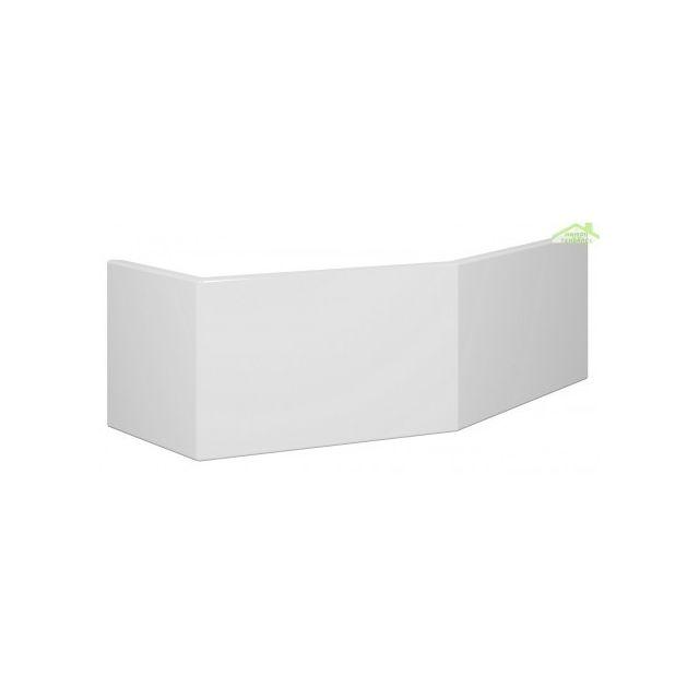 RIHO Tablier de Baignoire Frontal Universel en Acrylique Blanc
