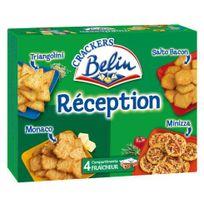 Belin - Boîte biscuits réception 400g