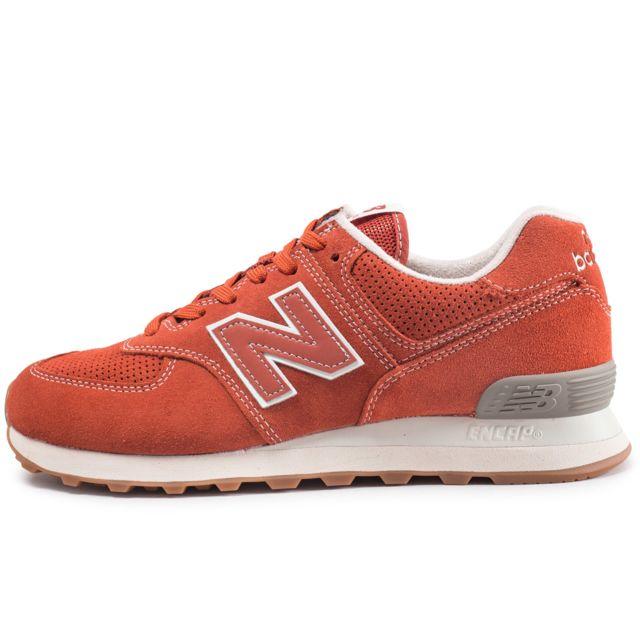 new balance orange pas cher