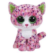 TY - Peluche Beanie Boo's Small Sophie le Chat