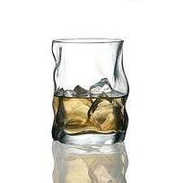 Bormioli Rocco - Gobelet forme basse - verre à whisky 30cl - Lot de 6 - Sorgente