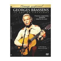 Antler Subway - Georges Brassens : 30 ans de chansons - Dvd