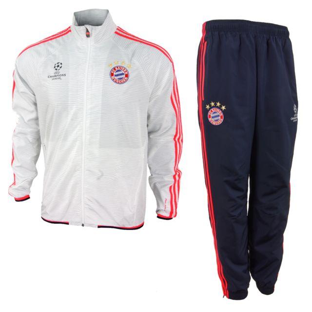 Adidas performance Bayern Munich Ensemble survêtement Fc