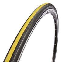 Vittoria - Pneu de route Boyau Corsa Cx 700x21C tubulaire noir jaune