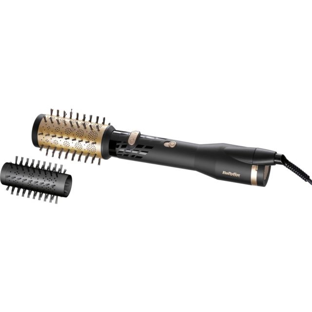 BABYLISS Brosse à air chaud rotative Creative Brush & Style 650 W AS510E